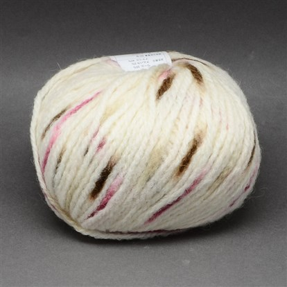 High Quality Hand Knitting Yarns, Rainbow Yarns, with Alpaca, Soft Wool and fiber, 3mm; about 50g/roll, 100m/roll, 10rolls/bag-1