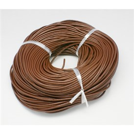 Cowhide Leather Cord, Leather Jewelry Cord