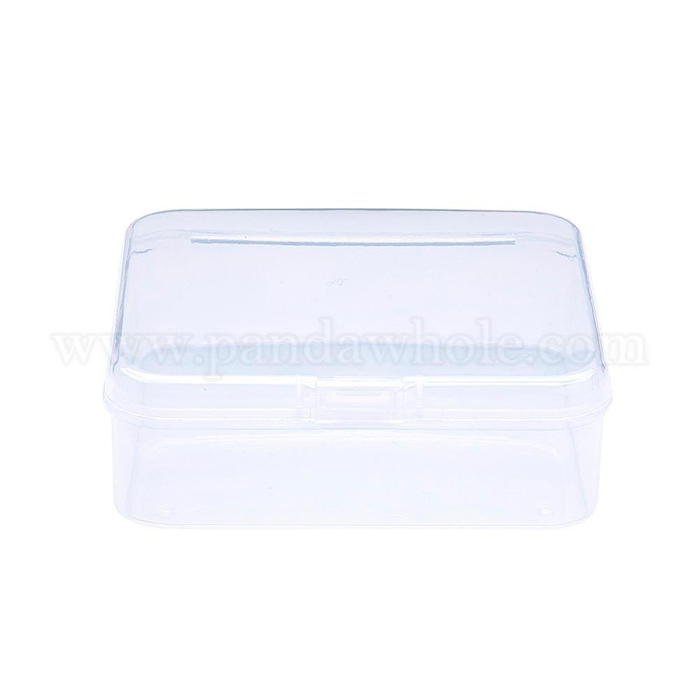 Wholesale Square Plastic Bead Storage Containers in bulk