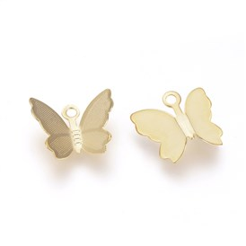 Brass Charms, Butterfly