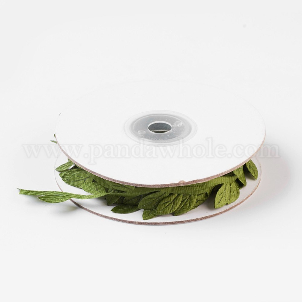 Artificial Leaf Leaves Vine Silk For Home Wedding Decoration, Handmade DIY Wreath Accessories (00TNFN)