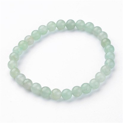 Gemstone Stretch Bracelets, Round-1