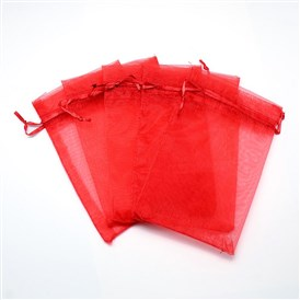 Organza Bags, High Dense, Rectangle