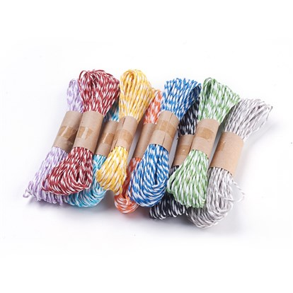 Paper Cords String, for Jewelry Making, 2-Ply