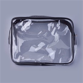 Plastic Cosmetic Bag, Rectangle