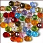 Imitation Austrian Crystal Beads, Grade AAA, Faceted, Round