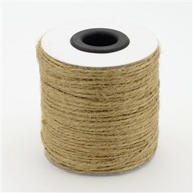 Hemp Cord Twine String, 2-Ply, for Jewelry Making