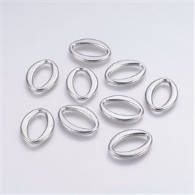 CCB Plastic Linking Rings, Oval