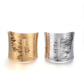 304 Stainless Steel Bangles, Cuff Bangles