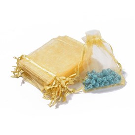 Organza Gift Bags with Drawstring, Jewelry Pouches, Wedding Party Christmas Favor Gift Bags