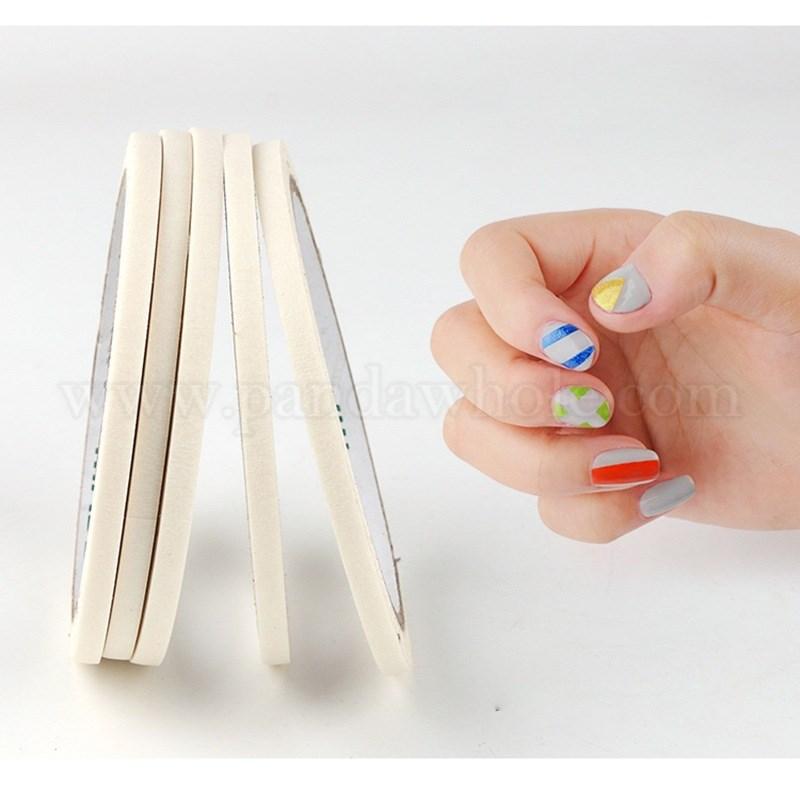 Nail Art Using Painters Tape: Wholesale Masking Tape, Adhesive Tape, For Nail Polish