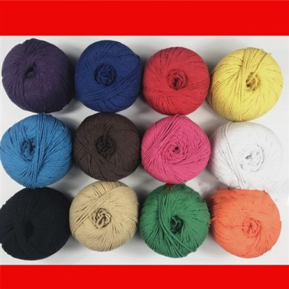 Cotton String Threads for Jewelry Making-1