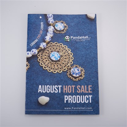 Free Jewelry Maker's Catalog of Hot Sellers for 2018 August, Picture Album, 10 Pages-1