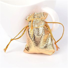 Rectangle Organza Bags, Drawstring Pouches Bags, Party Wedding Cookies Candy Jewelry Bags
