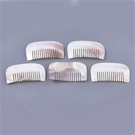 Freshwater Shell Combs