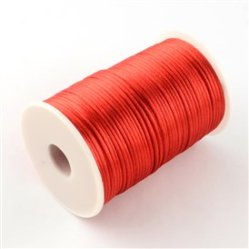 Polyester Cords, 2mm; about 90m/roll