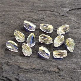 Austrian Crystal Beads, Dazzling Jewelry Findings 5056, Crystal Passions, Faceted Mini Drop
