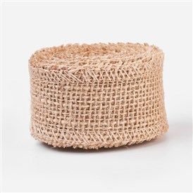 Linen Rolls, Jute Ribbons For Craft Making