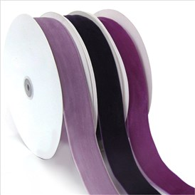 Single Face Velvet Ribbon