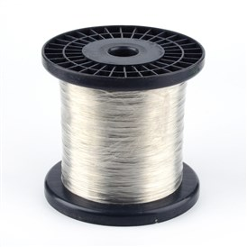 Copper Jewelry Wire, 0.8mm; about 220m/1000g