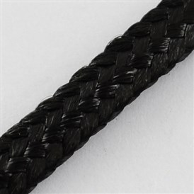 Flat Korean Waxed Polyester Cord