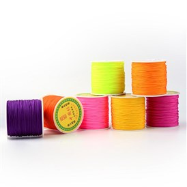 Braided Nylon Thread Nylon String for Beading Jewelry Making
