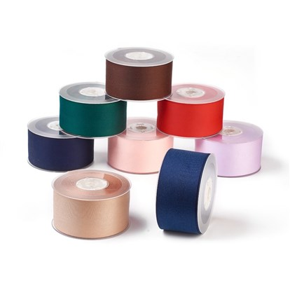 Rayon and Cotton Ribbon
