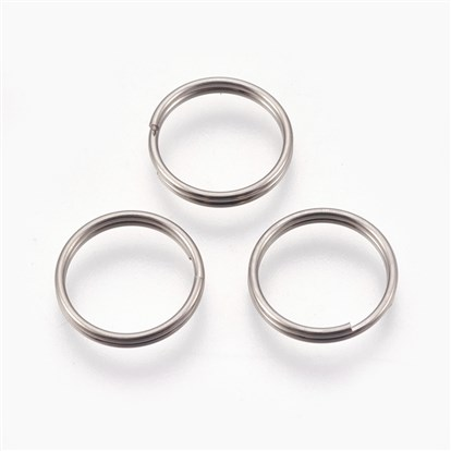 Titanium Alloy Split Rings