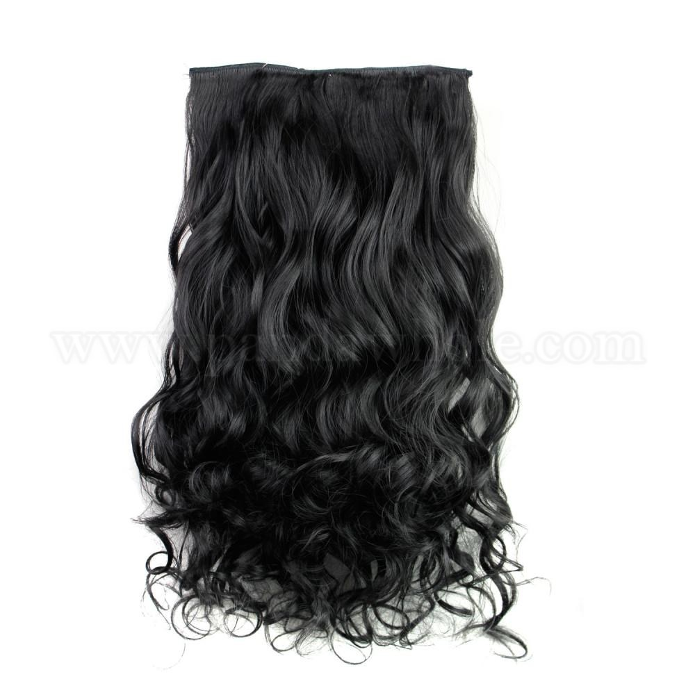 Wholesale New Ladies Hair Accessories 5 Clips In Long Curly Hair