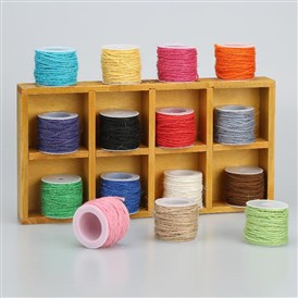 Hemp Cord Twine String, for Jewelry Making