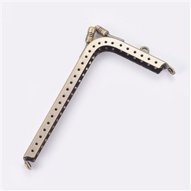 Iron Purse Handle Frame, For Bag Sewing Craft Tailor