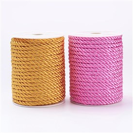 Twisted Nylon Thread, 5mm, about 20yards/roll(18.288m/roll)