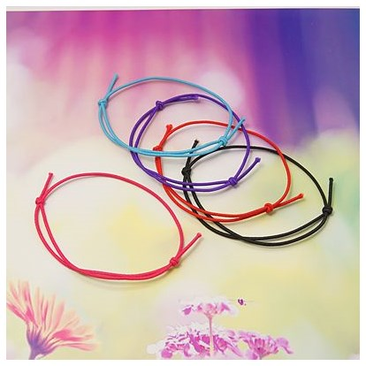 China Factory Elastic Cord Bracelet Making Adjustable Diameter 50 75mm 50 75mm In Bulk Online Pandawhole Com