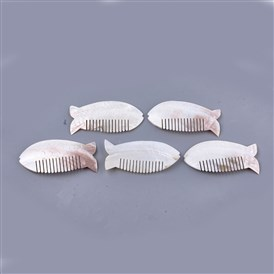 Freshwater Shell Combs, Fish