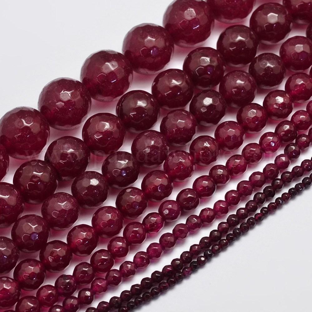 3 mm Tube Perles 139st #9212 Rose Jade Imitation