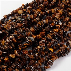 Natural Tiger Eye Beads Strands