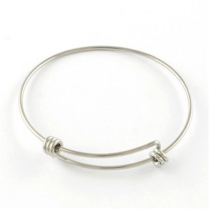 201 Stainless Steel Bangle Makings-1