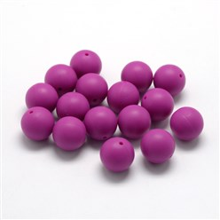 DarkViolet Food Grade Environmental Silicone Beads, Chewing Beads For Teethers, DIY Nursing Necklaces Making, Bowknot, DarkViolet, 21x29x10.5mm, Hole: 2mm