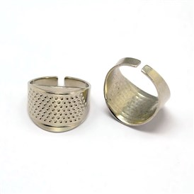 Iron Rings, for Protecting Fingers and Increasing Strength, 16mm; 3~14mm