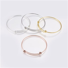 Brass Expandable Bangle Making, Torque Bangles