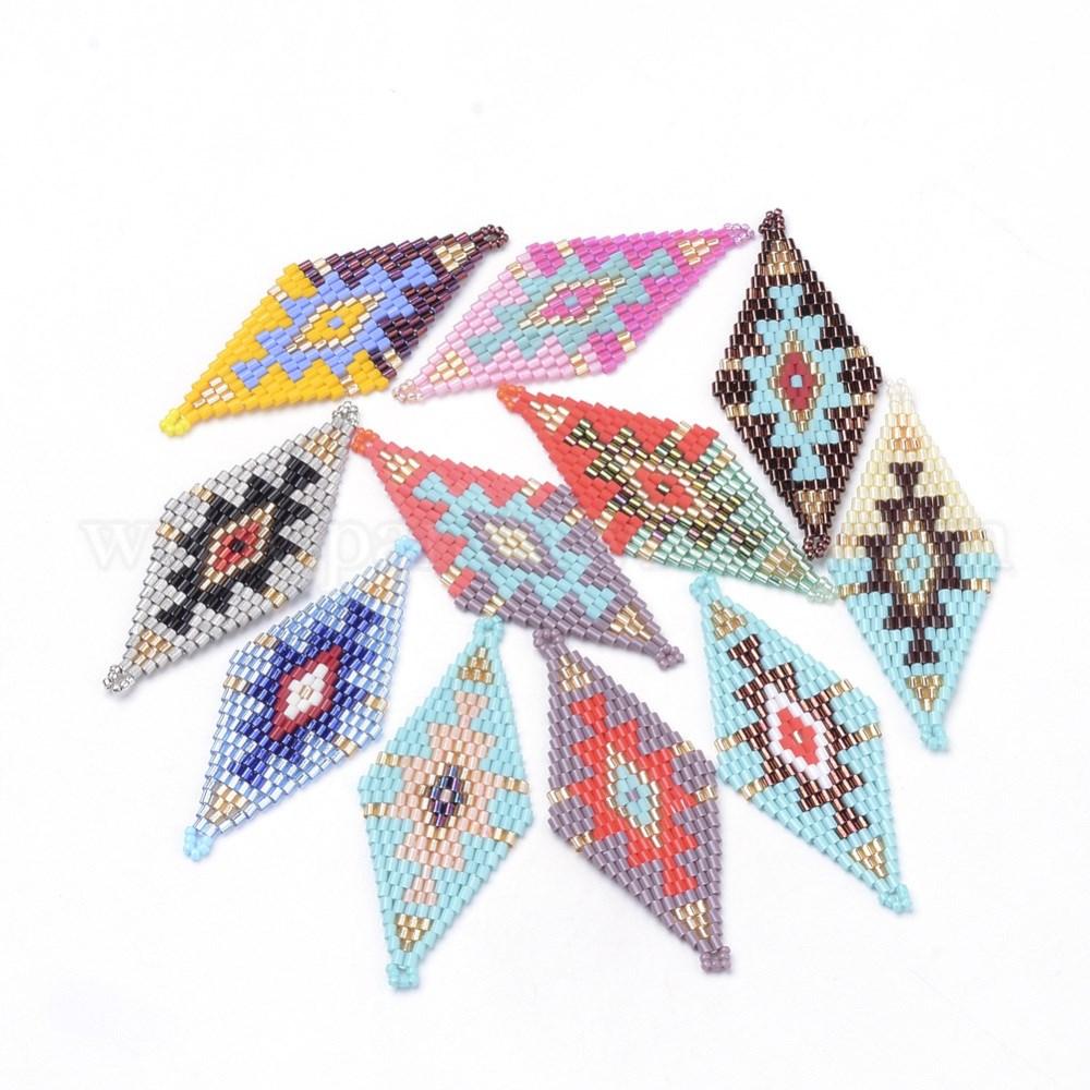 Seed Bead Loom Patterns Custom Design Ideas