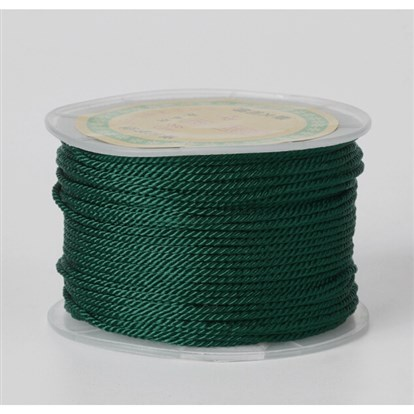 Round Polyester Cords, Twisted Cords-1