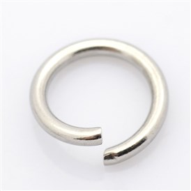 304 Stainless Steel Open Jump Rings